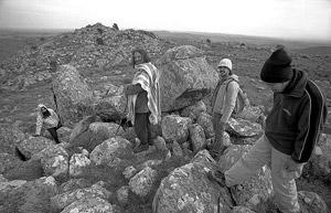 Taller vivencial con las Mamaicunas en Tandil 2004