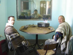 Omar y Juan en FM Quimivil