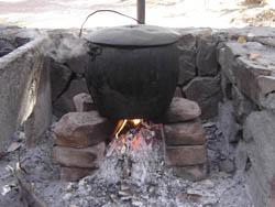 Cocinando la Mamaicuna