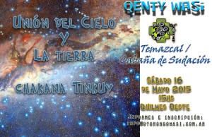Temazcal / Cabaña de Sudación en Quenty Wasi @ Quilmes Oeste | Buenos Aires | Argentina