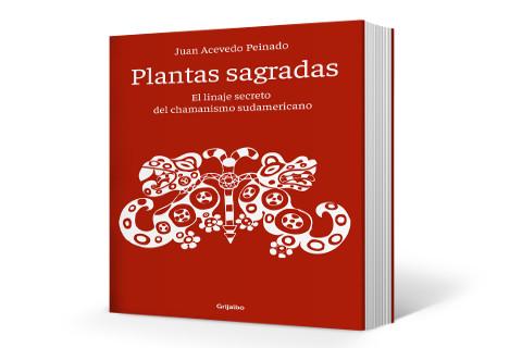 Libro Plantas Sagradas