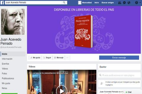 Juan Acevedo FanPage
